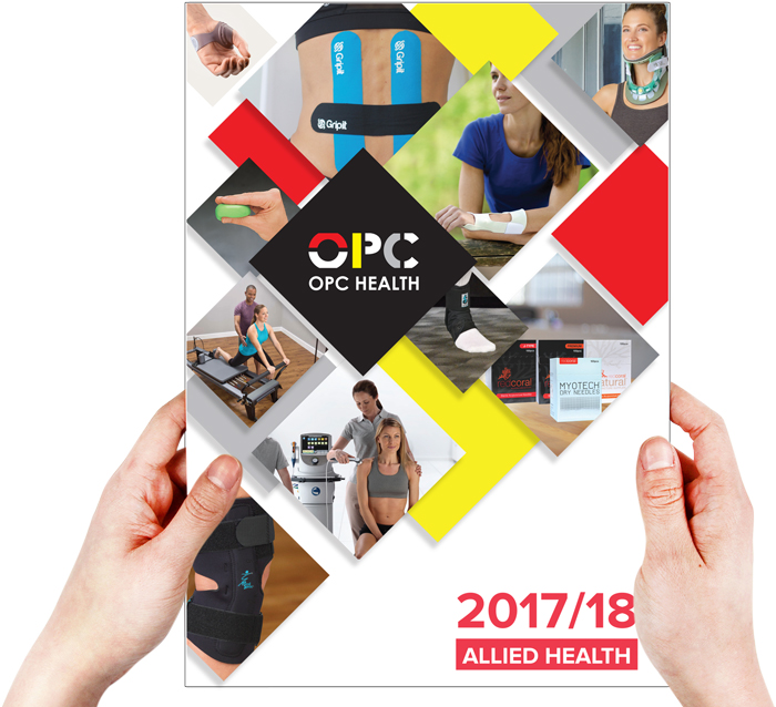OPC Health 2017/2018 Catalogue