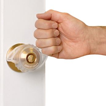 GREAT GRIPS DOOR KNOB GRIPPER