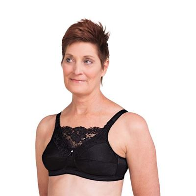 Picture of 4019 JESSICA BRA CAMI SOFTCUP BLACK