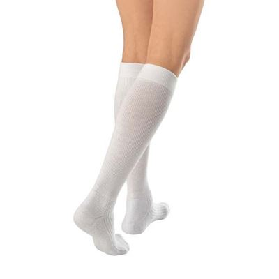 Picture of JOBST ACTIVEWEAR SOCKS WHITE