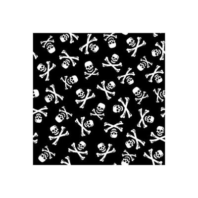 Picture of SKULL TRANSFER PAPER