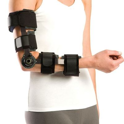 Picture of AIRCAST MAYO  ELBOW BRACE