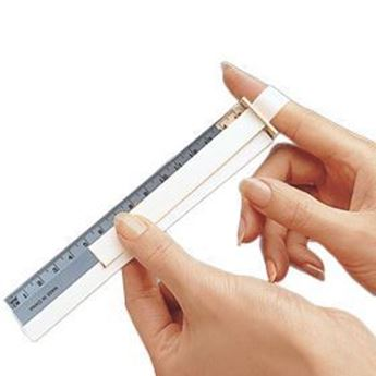 Picture of FINGER CIRCUMFERENCE GAUGE