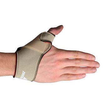 Picture of THERMOSKIN MOULDABLE THUMB SPLINT