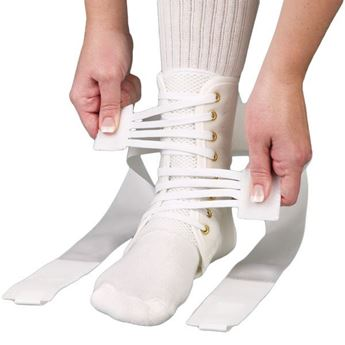 Picture of ASO SPEED LACER ANKLE STABILIZER