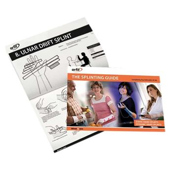 Picture of ORFIT SPLINTING GUIDE