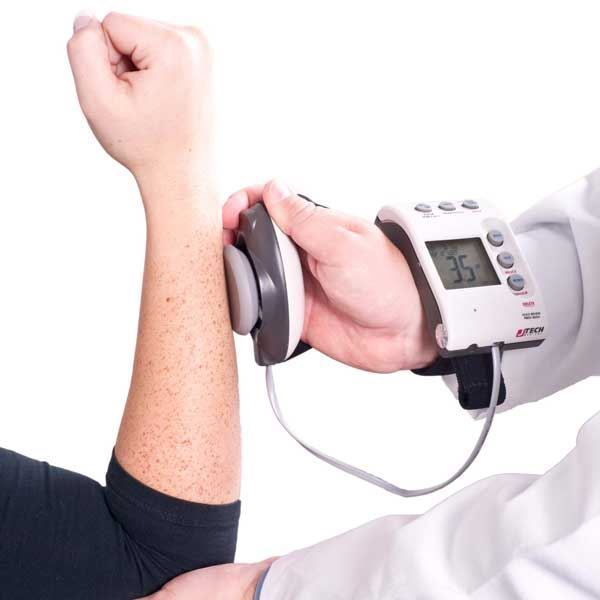 Hand Held Dynamometer For Muscle Strength : Jtech commander powertrack ii mmt dynamometer opc health