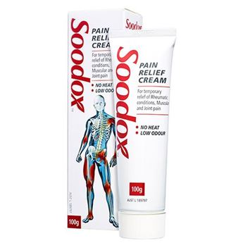 Picture of SOODOX PAIN RELIEF CREAM