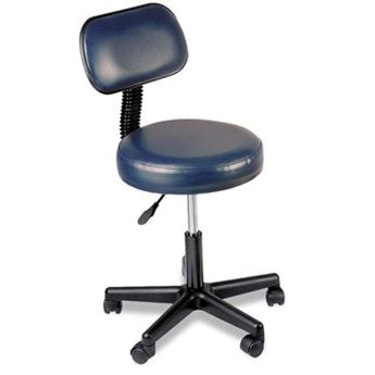 Picture of THERAPY STOOL WITH BACK