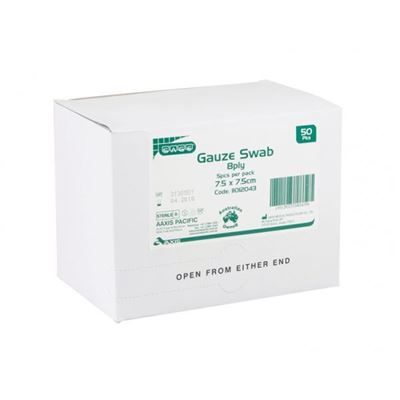 Picture of GAUZE SWAB STERILE