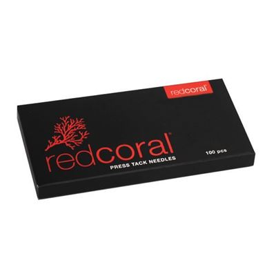 Picture of RED CORAL PRESS TACK NEEDLES