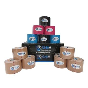 Picture of GRIPIT KTAPE 50MM MIXED PACK (12)