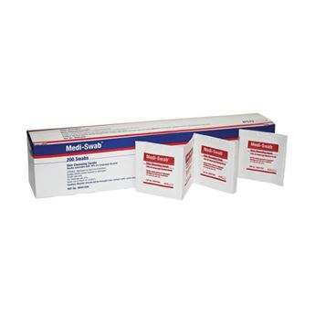 MEDI SWABS ALCOHOL WIPES (200)