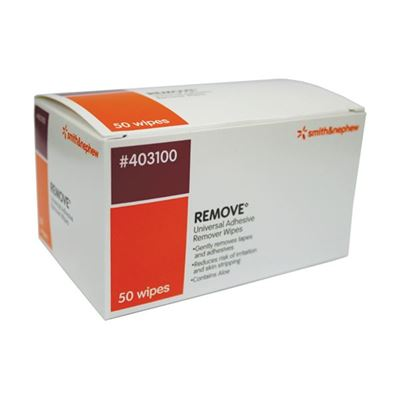 Picture of REMOVE ADHESIVE WIPES (50)