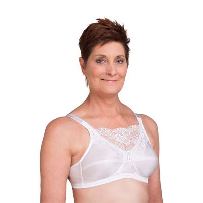 Picture of 4019 JESSICA BRA CAMI SOFTCUP WHITE