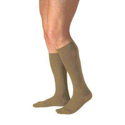 Picture of JOBST CASUAL SOCKS KHAKI