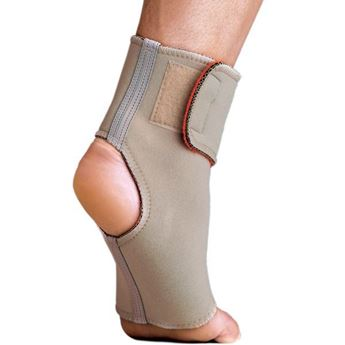 Picture of THERMOSKIN ADJUSTABLE ANKLE WRAP