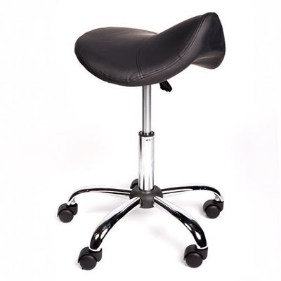 Picture of GAS LIFT SADDLE STOOL