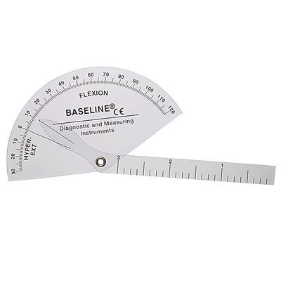 Picture of BASELINE HYPEREXTENSION GONIOMETER