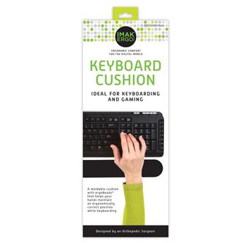 Picture of IMAK ERGO KEYBOARD CUSHION