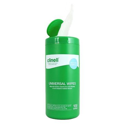 Picture of CLINELL UNIVERSAL WIPES