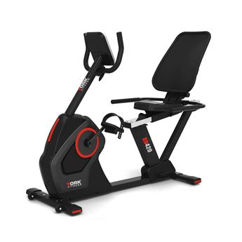 Picture of YORK RB420 RECUMBENT EXERCISE BIKE