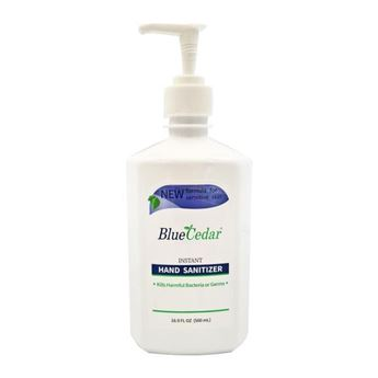Picture of BLUE CEDAR HAND SANITISER 500ML