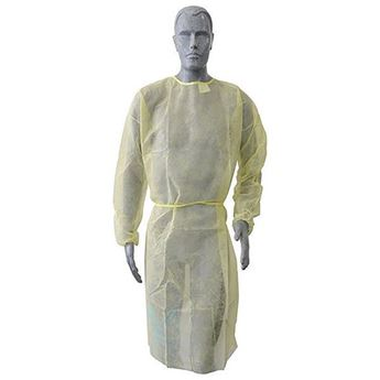 Picture of ISOLATION GOWN DISPOSABLE