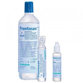 Picture of PRONTOSAN WOUND IRRIGATION SOLUTION 40ML PACK 6