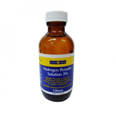 Picture of HYDROGEN PEROXIDE SOLUTION 3%