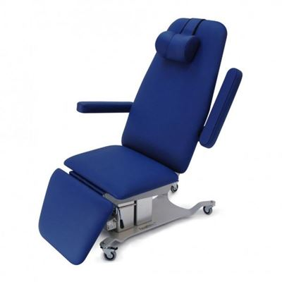 Picture of EVOLUTION PODIATRY CHAIR WITH MANUAL LEG LIFT