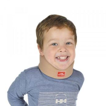 Picture of OAPL ROLLED HOSPITAL SOFT COLLAR PAEDIATRIC